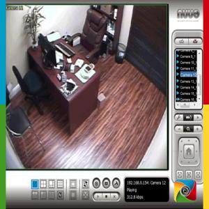 انتقال تصویر دوربین مداربسته از طریق اینترنت