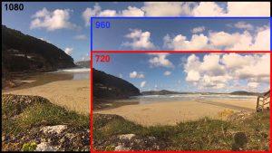 تفاوت رزولوشن 1080N و 1080P