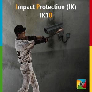 استاندارد IK و IP66
